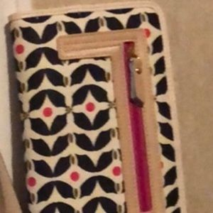 Spartina Wallet. Matching tote posted